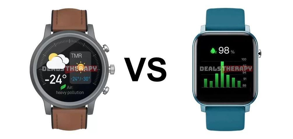 Zeblaze NEO 3 vs Kospet GTO: Compare Budget Clones of Amazfit GTR and Amazfit GTS