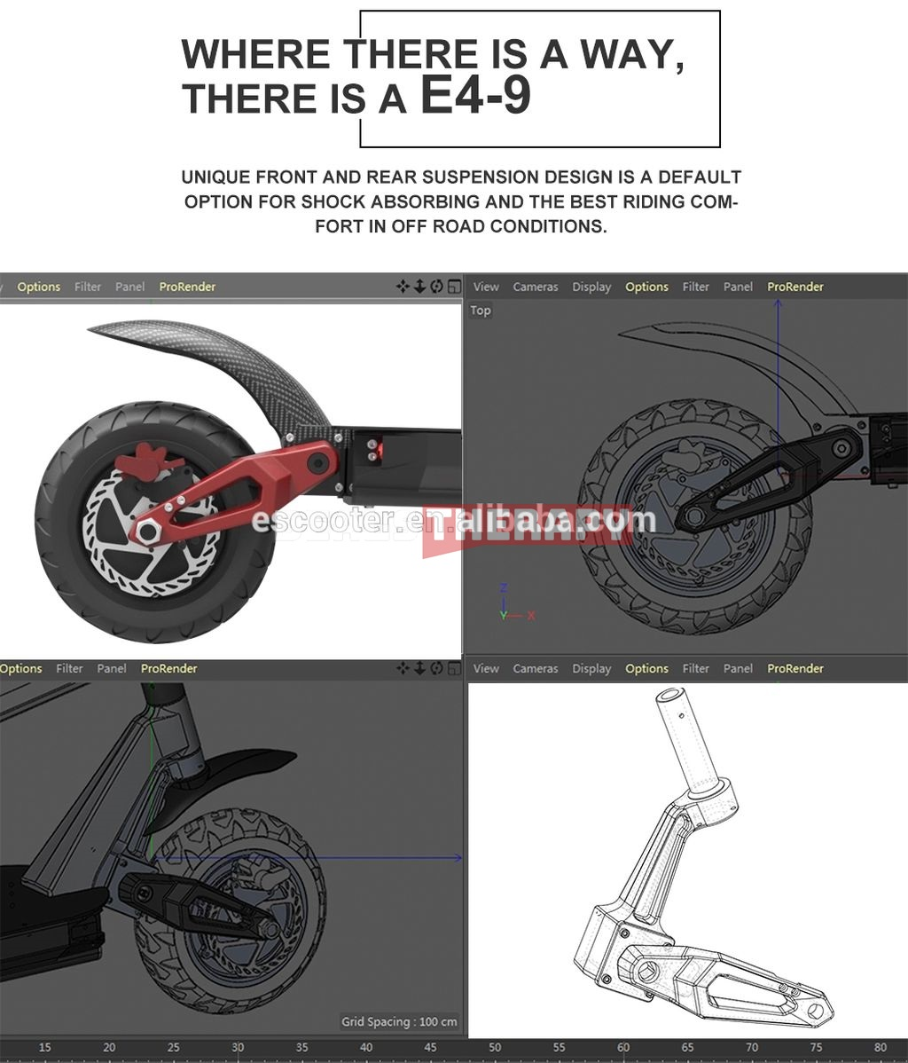 EcoRider E4-9 S