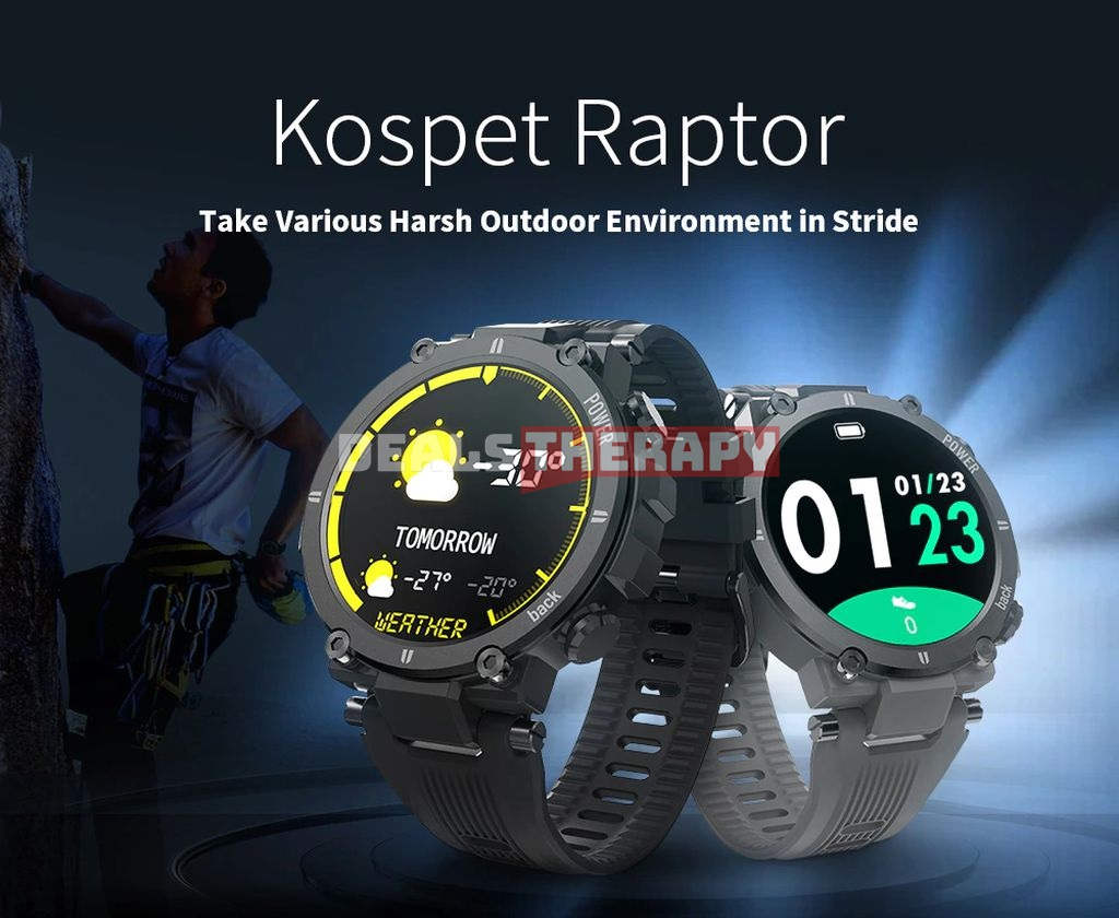 Kospet Raptor