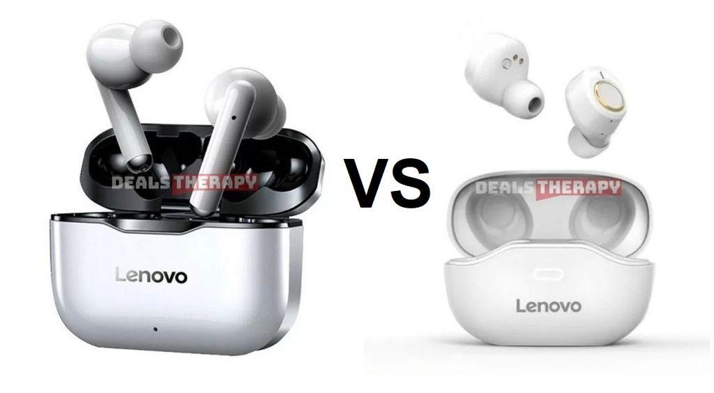 Lenovo LP1 vs Lenovo X18