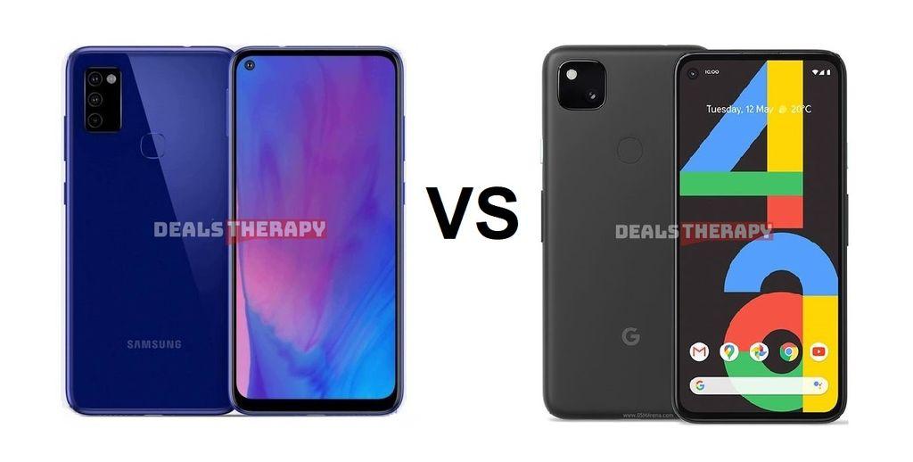 Samsung Galaxy M51 vs Google Pixel 4a