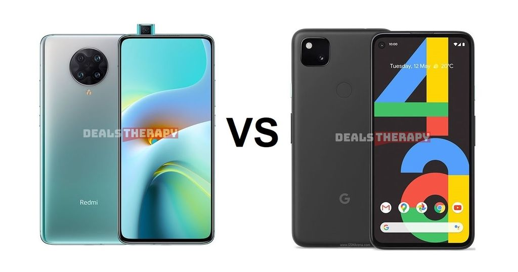 Xiaomi Redmi K30 Ultra vs Google Pixel 4a