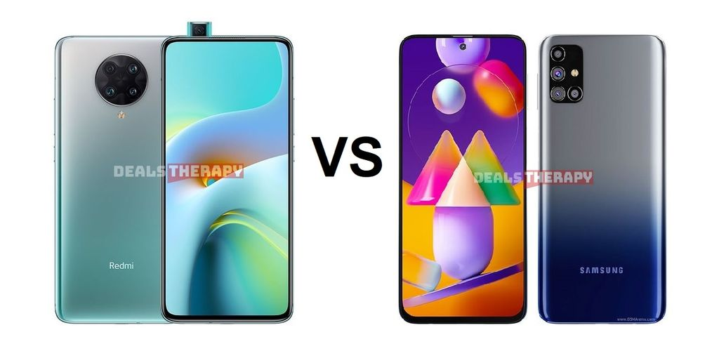 Xiaomi Redmi K30 Ultra vs Samsung Galaxy M31s