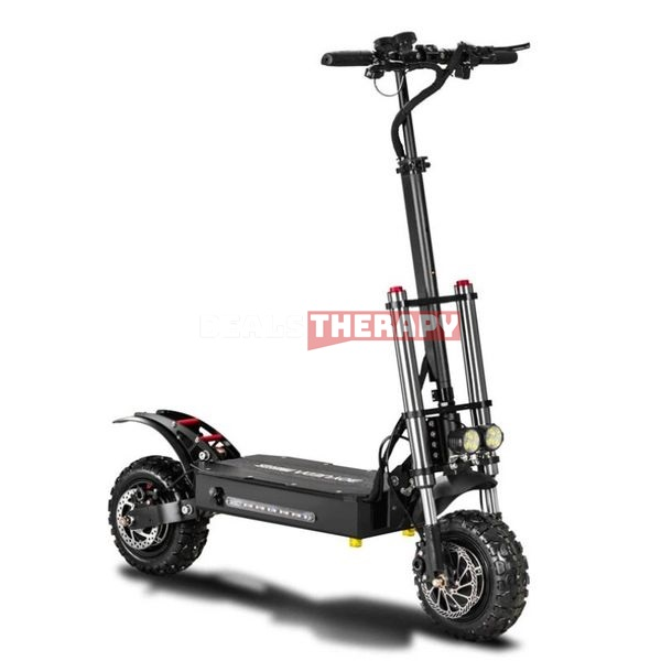 BOYUEDA 26AH 60V 5400W Dual Motor Folding Electric Scooter - Banggood