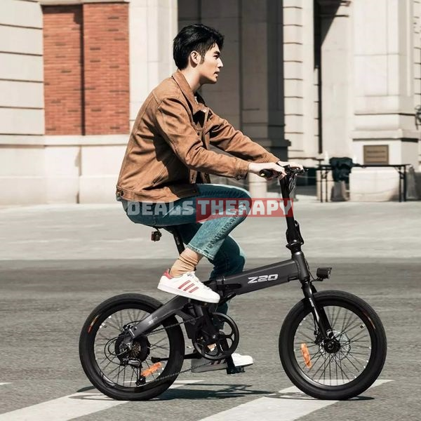 HIMO Z20 Folding Electric Bicycle - Geekbuying