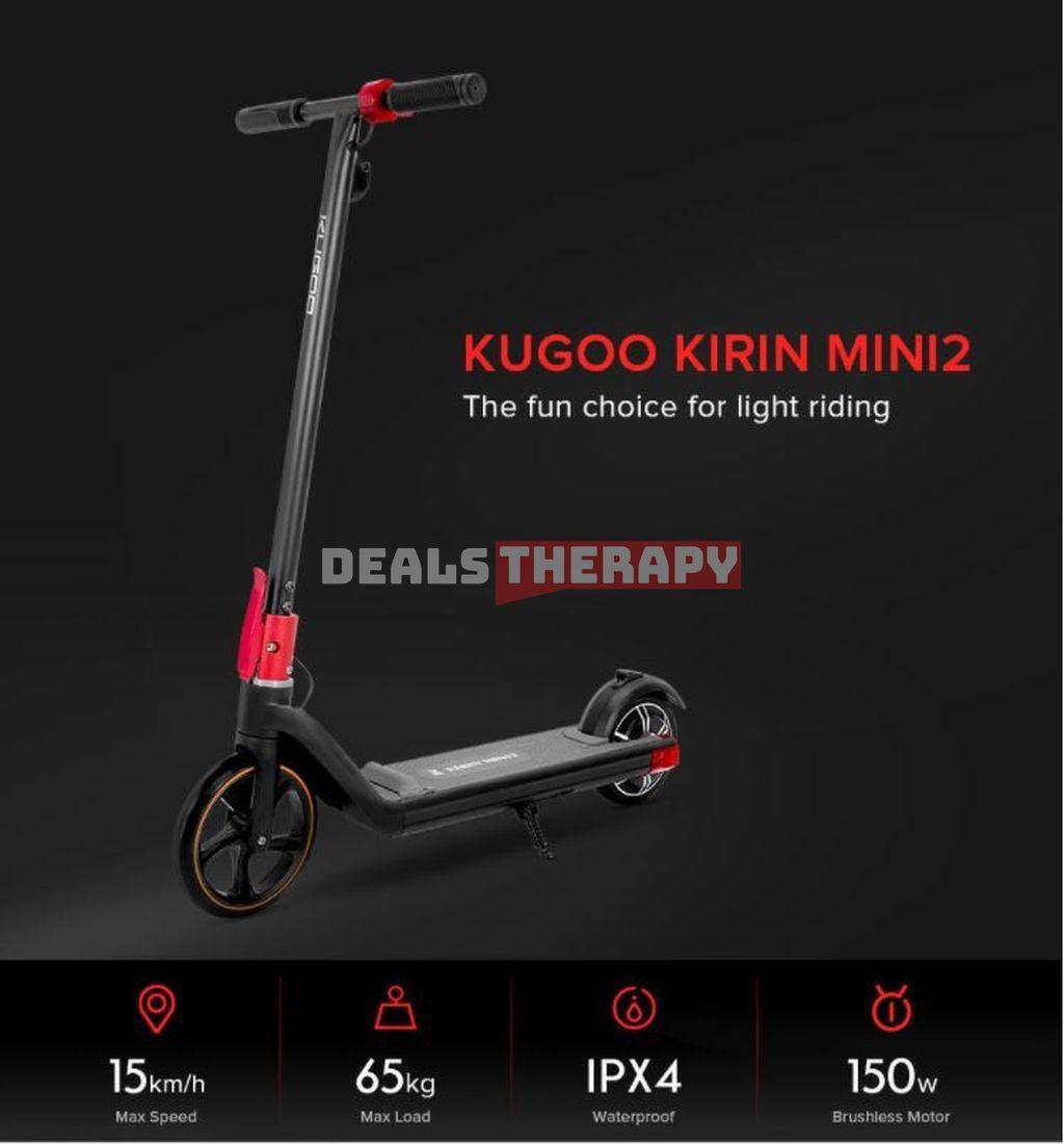 KUGOO KIRIN Mini 2
