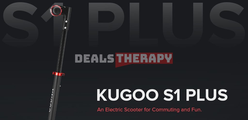 KUGOO S1 Plus