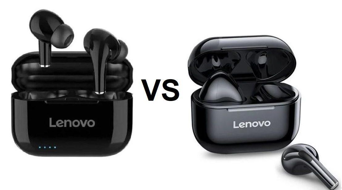 Lenovo LP1S vs Lenovo LP40
