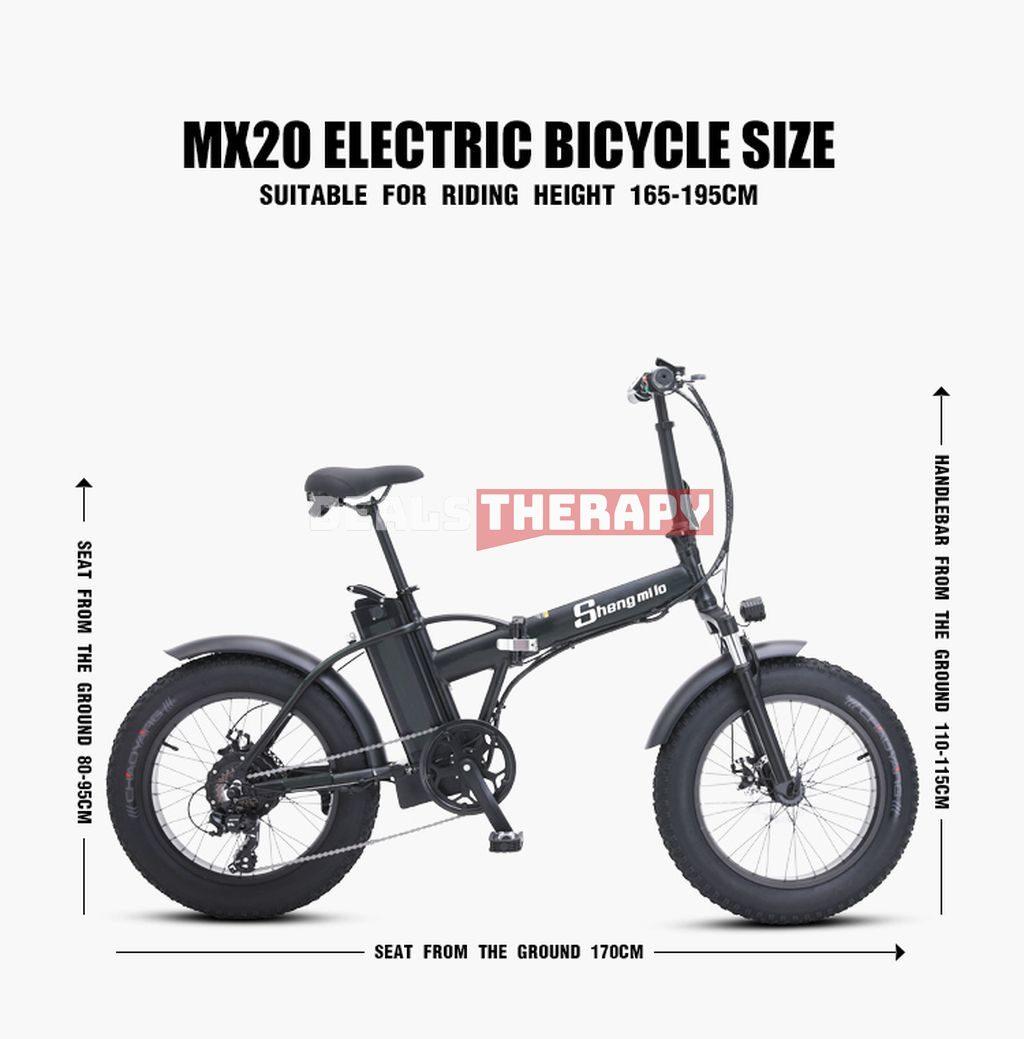 Shengmilo MX20