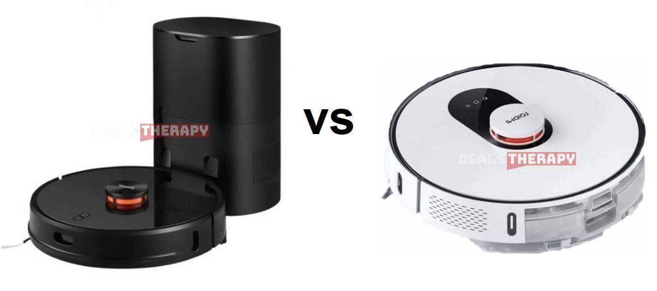 Xiaomi Lydsto R1 vs Xiaomi ROIDMI EVE Plus