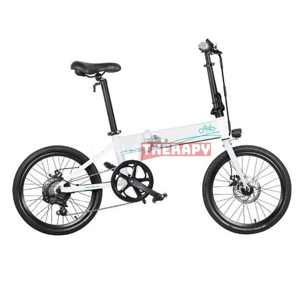 FIIDO D4S Folding Moped Electric Bike - Geekbuying