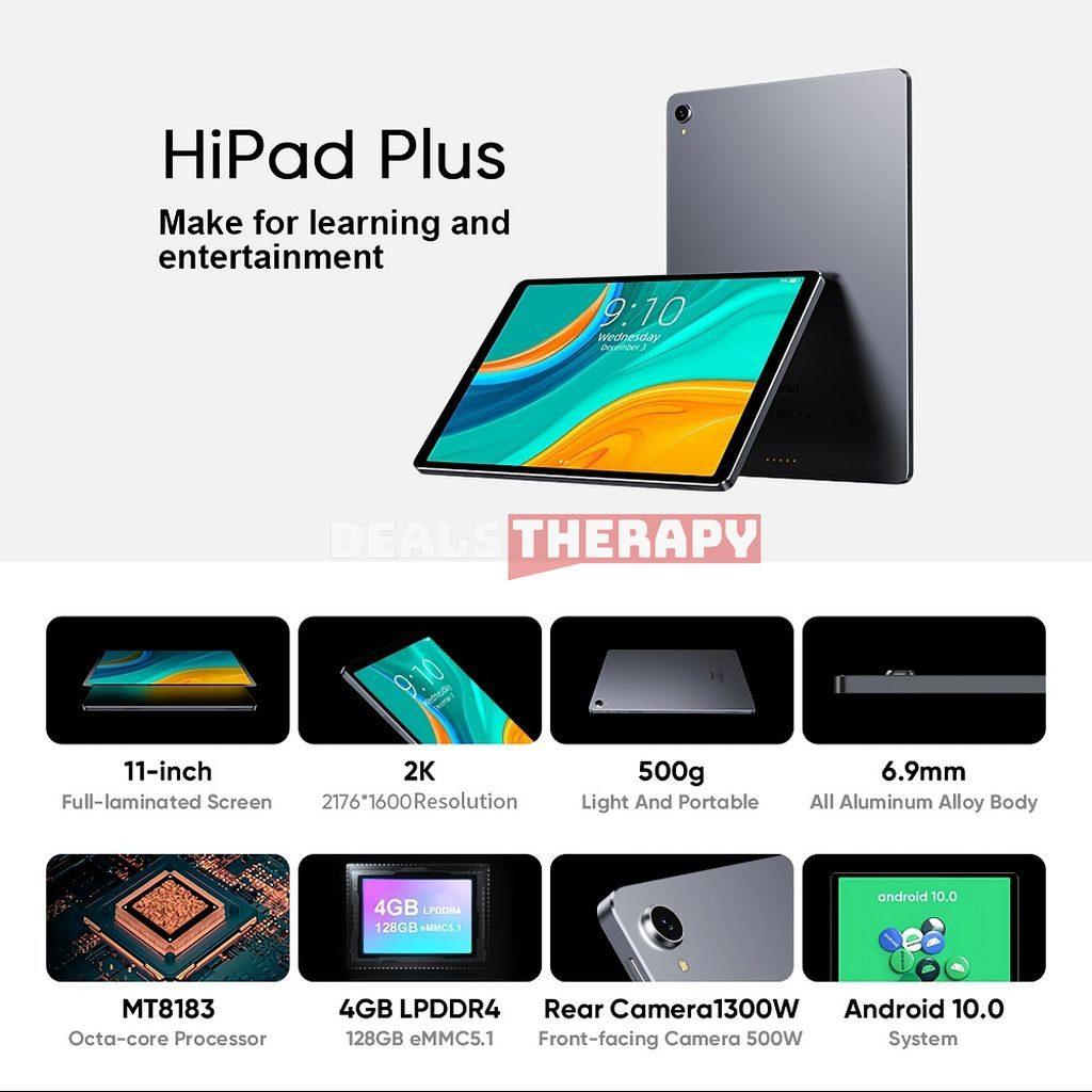 CHUWI HiPad Plus