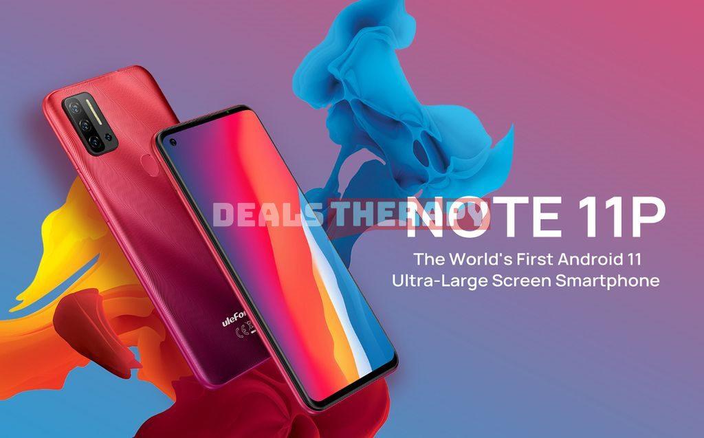 Ulefone Note 11P