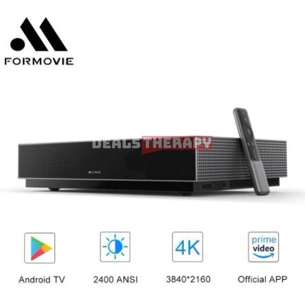 Global version: Formovie 4K Cinema Laser TV Projector - Aliexpress