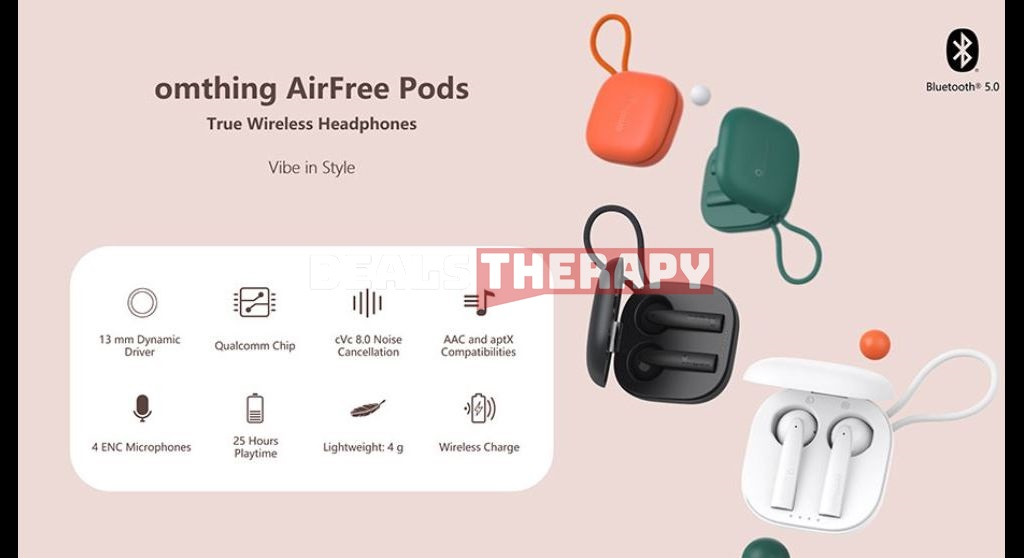 1MORE Airfree Pods