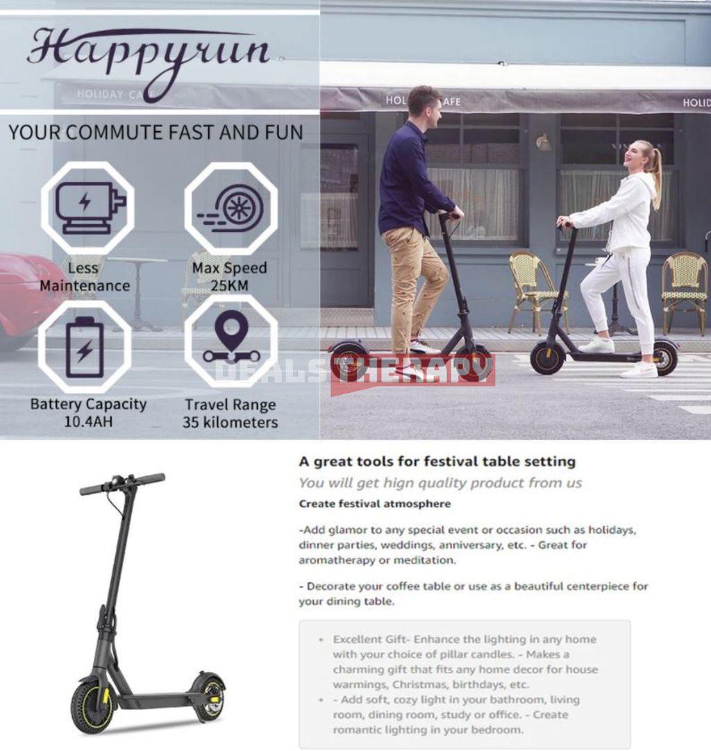Happyrun HR365MAX
