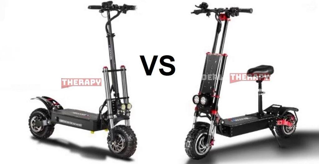 Quickwheel Explorers vs Quickwheel Explorers Pro