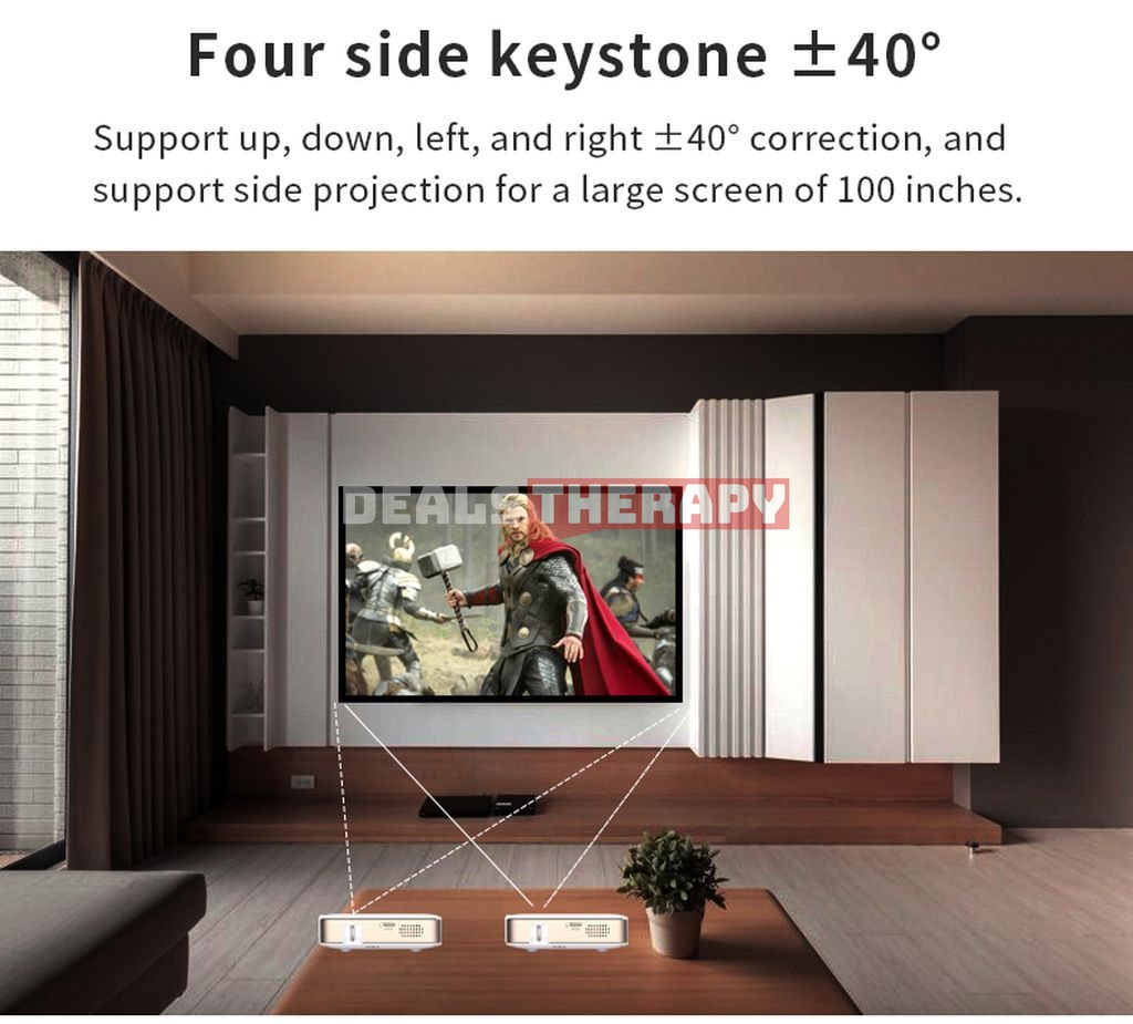 S350 Mini Projector