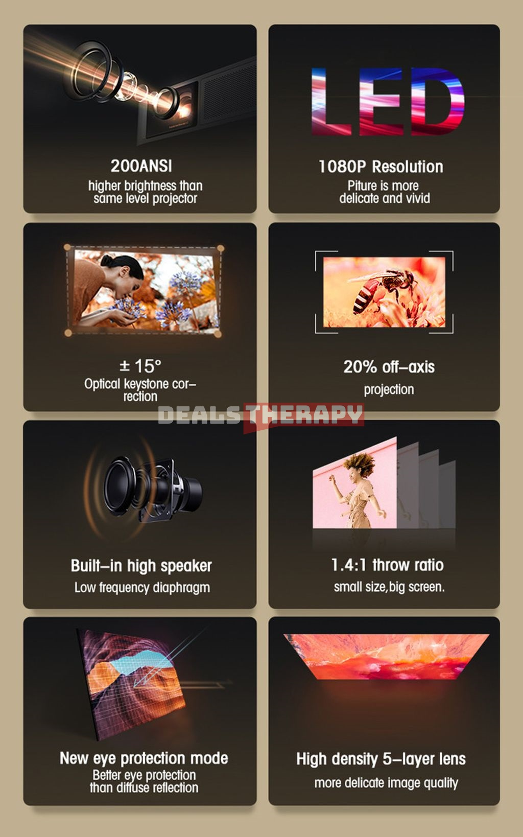 T10 Projector