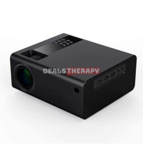 WOWOTO W5 LCD Smart Projector - Alibaba