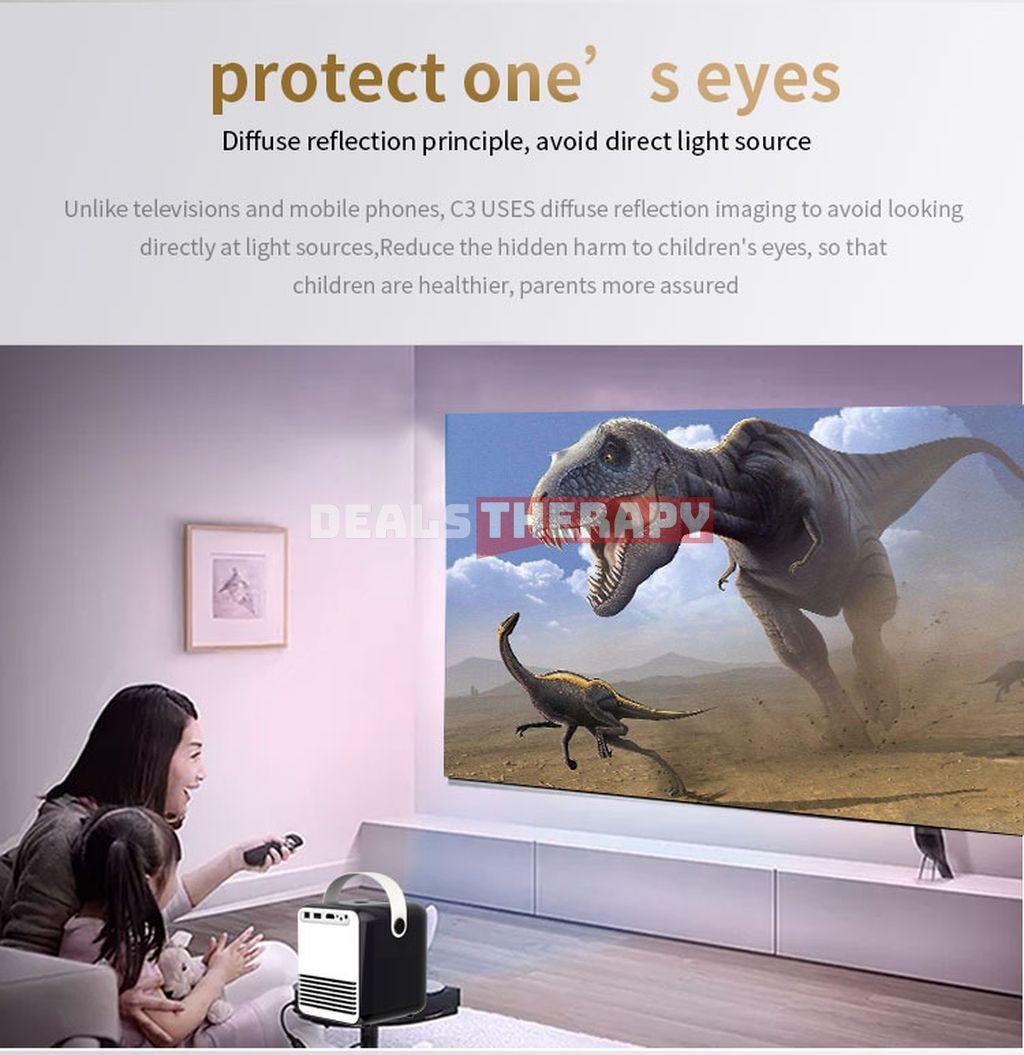 C3 Mini Projector