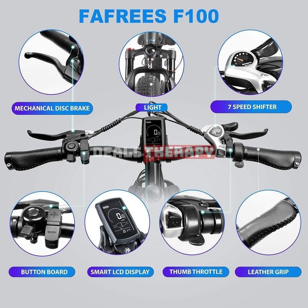 Fafrees F100
