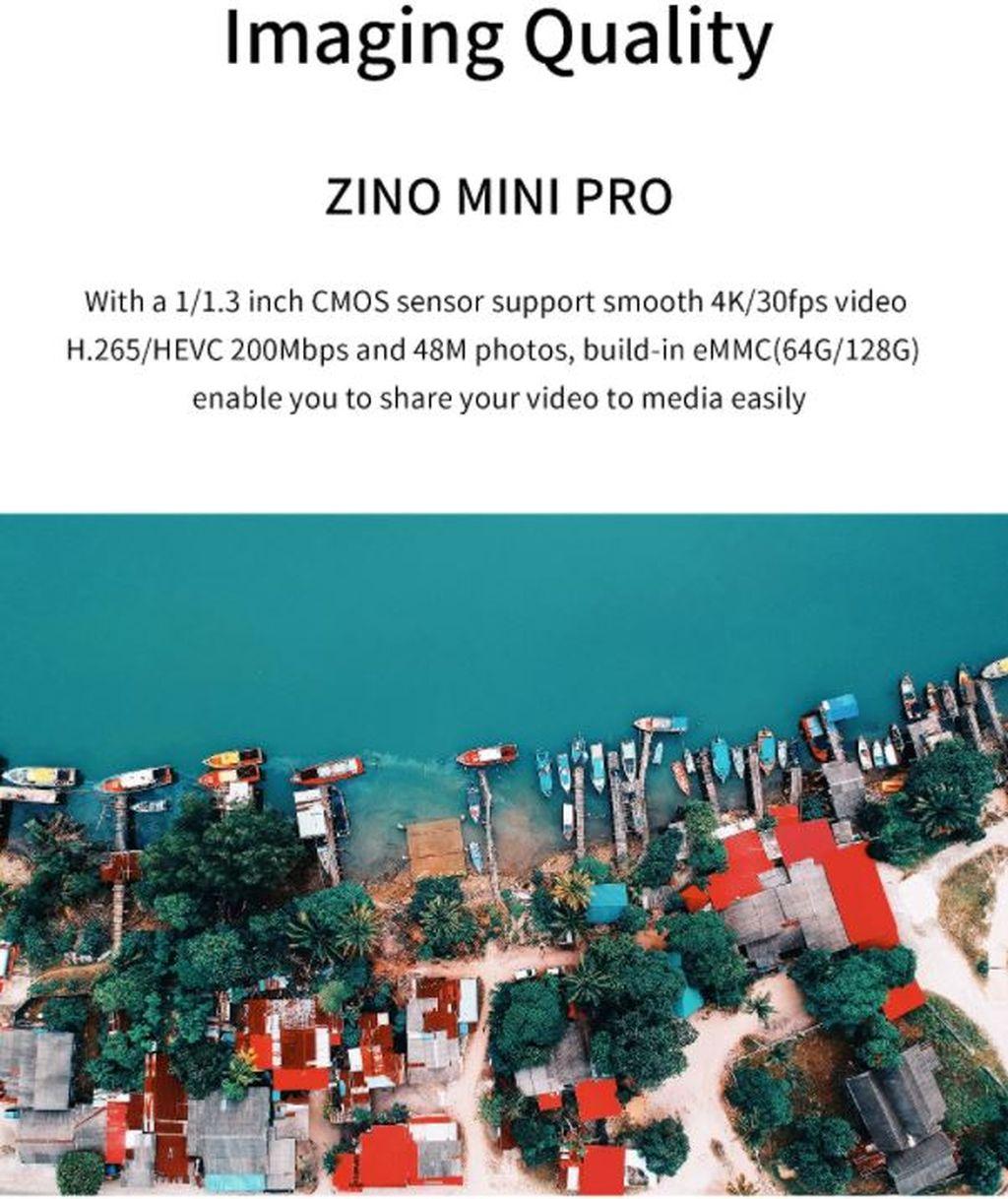 Hubsan ZINO Mini PRO