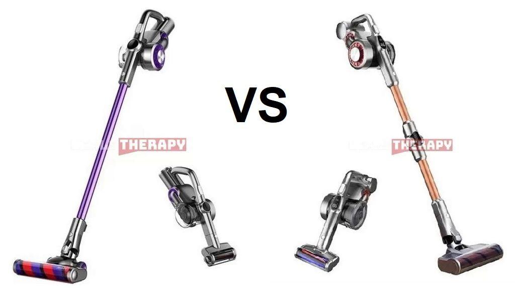 JIMMY H8 Pro vs JIMMY H9 Pro