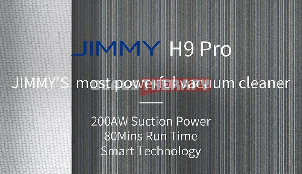 JIMMY H9 Pro