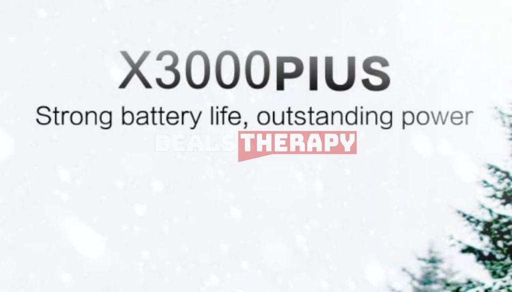 LANKELEISI X3000PLUS