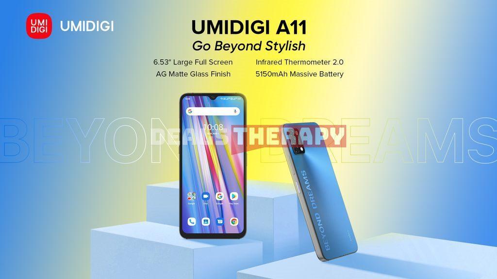 UMIDIGI A11