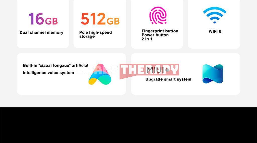 Xiaomi Redmibook Pro 14