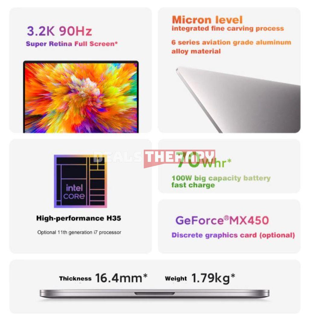 Xiaomi Redmibook Pro 15
