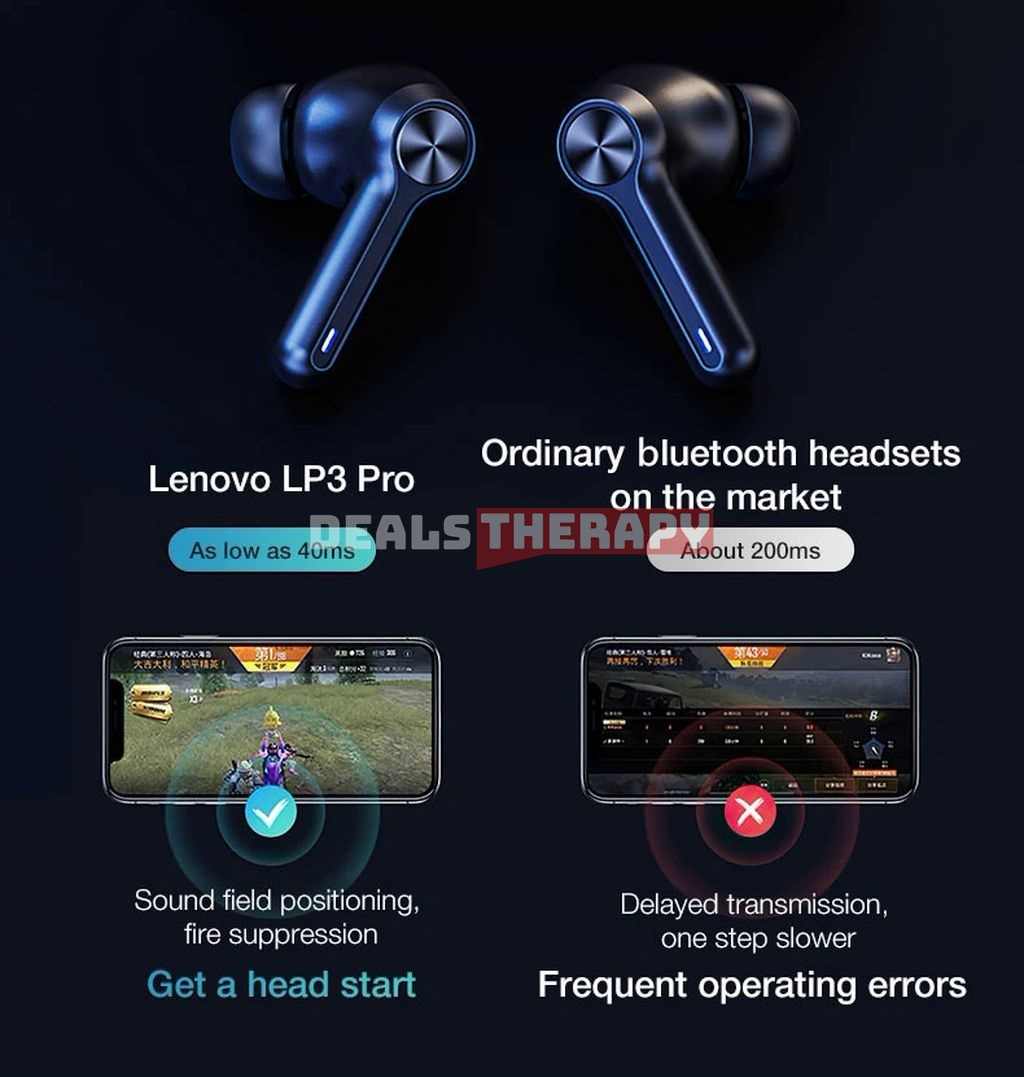 Lenovo LP3 Pro
