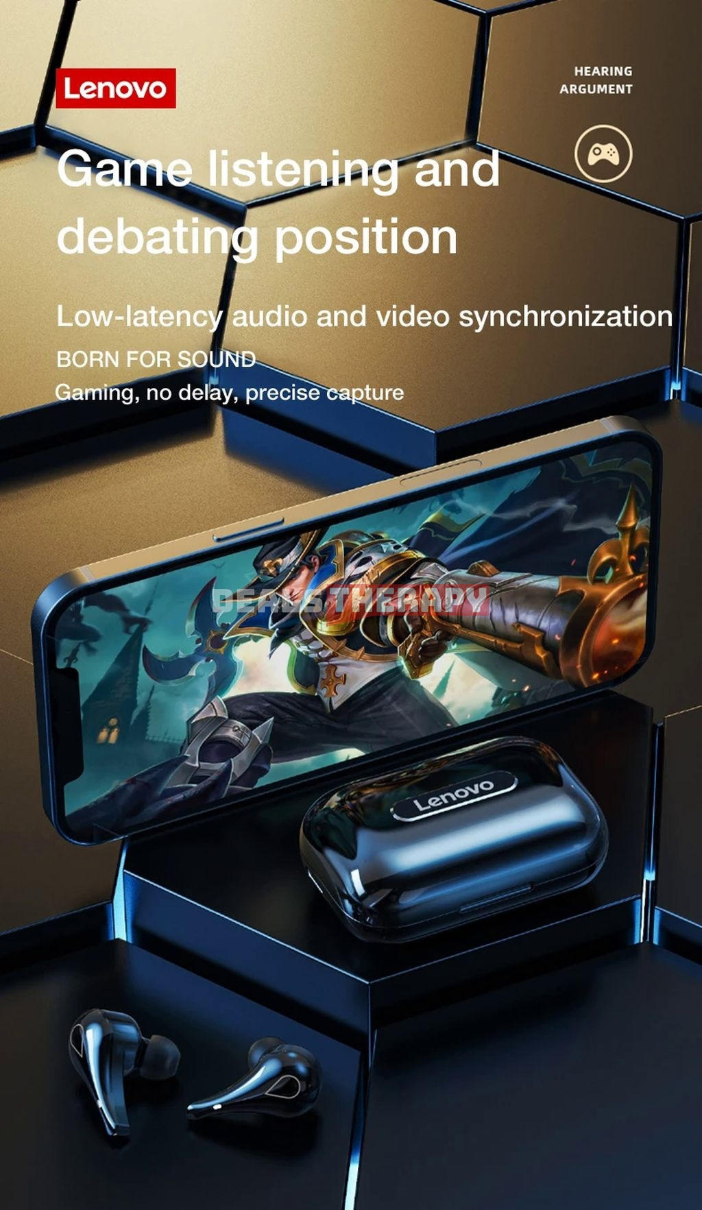 Lenovo LivePods LP3