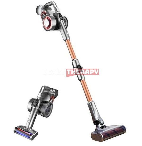 JIMMY H9 Pro Flexible Smart Handheld Cordless Vacuum Cleaner - Geekbuying