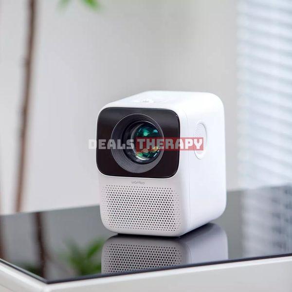 Wanbo T2 Free LCD Projector - Banggood