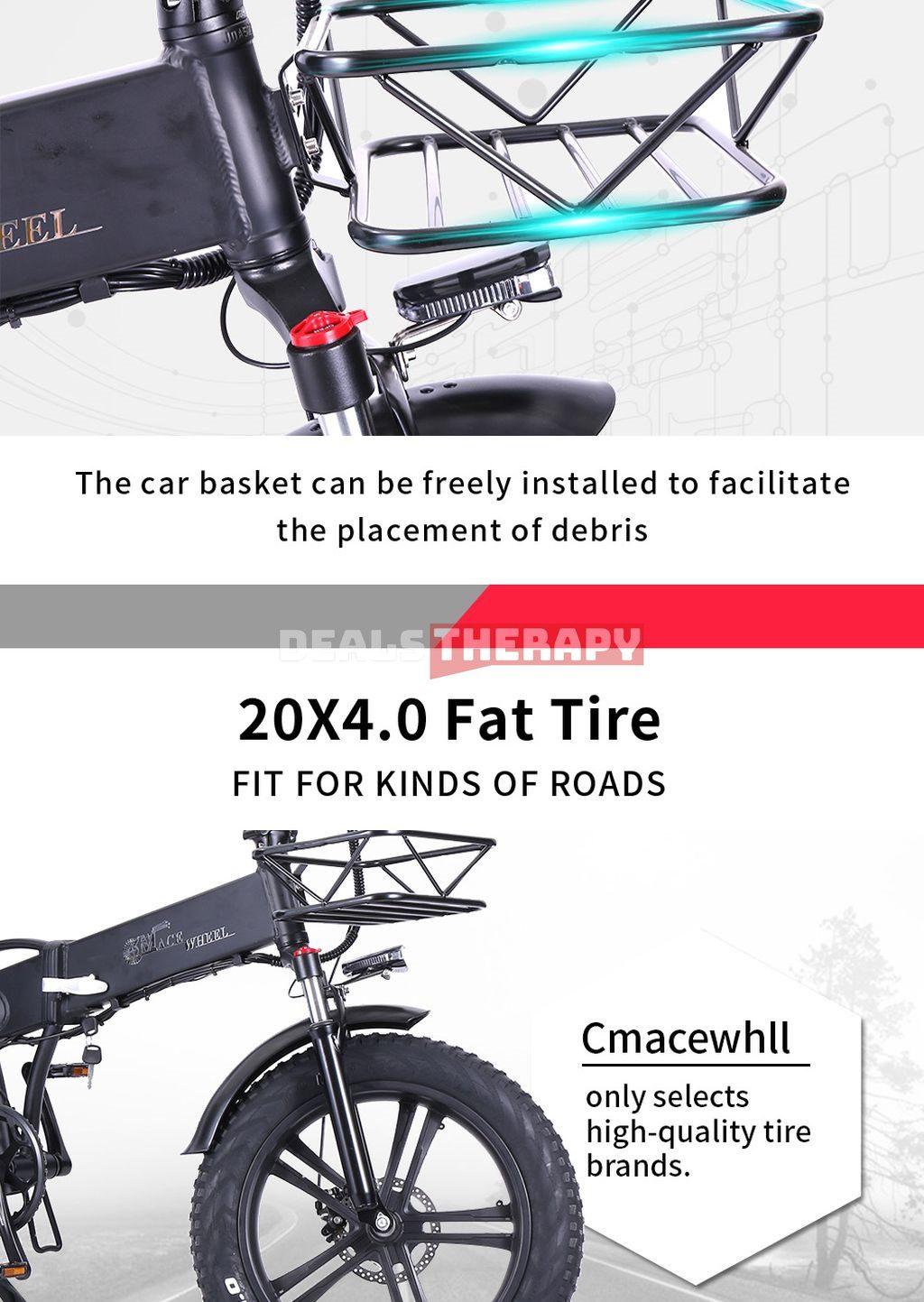 CMACEWHEEL GT20 Pro