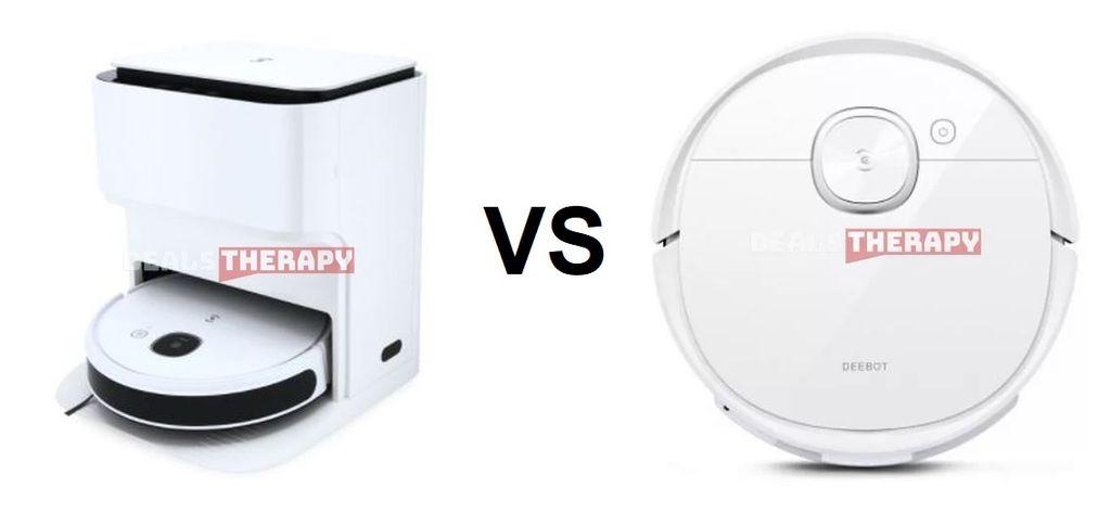 ECOVACS DEEBOT OZMO N9+ vs DEEBOT T9