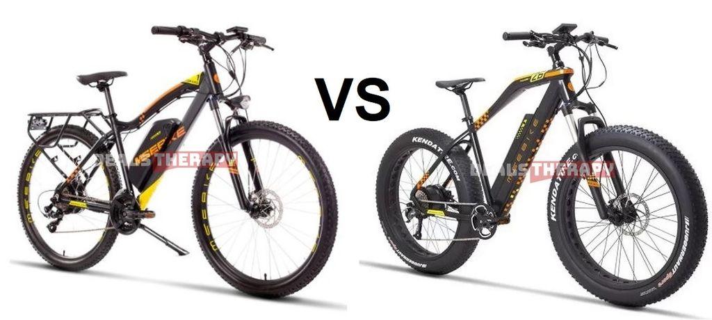MSEBIKE Leopard1 vs MSEBIKE FALCON1
