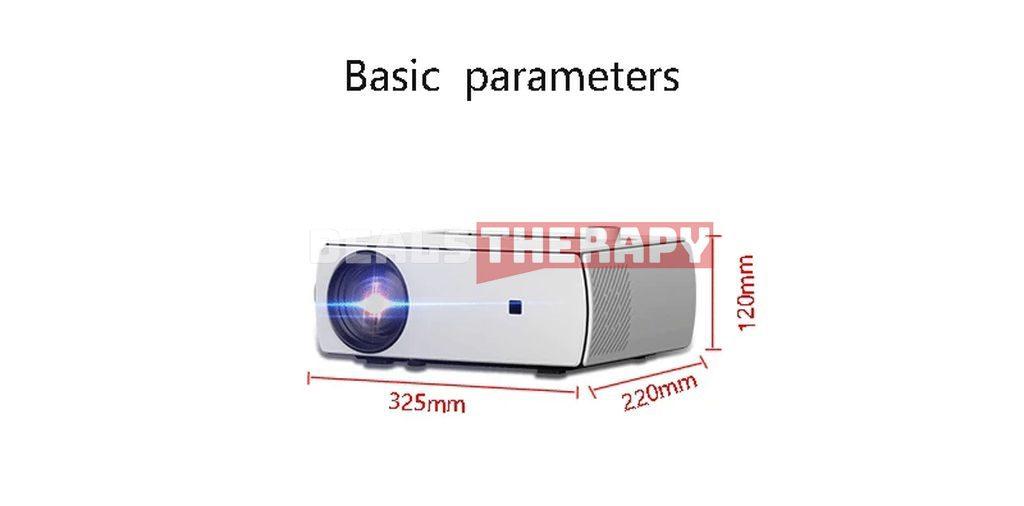 YG430 LED Projector