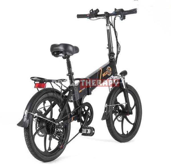 BEZIOR M20 20Inch Foldable Electric Bike - Aliexpress