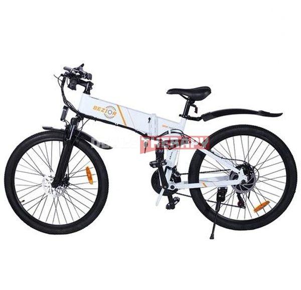 BEZIOR M26 26Inch Foldable Electric Bike - Aliexpress
