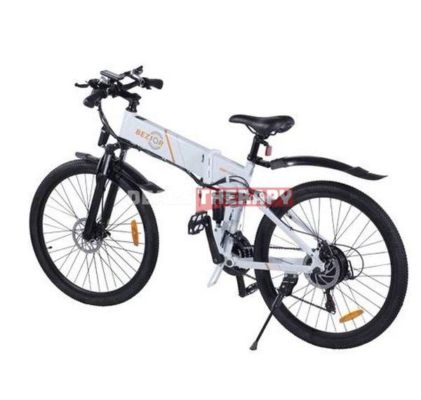 BEZIOR M26 Folding Electric Bike - Geekbuying