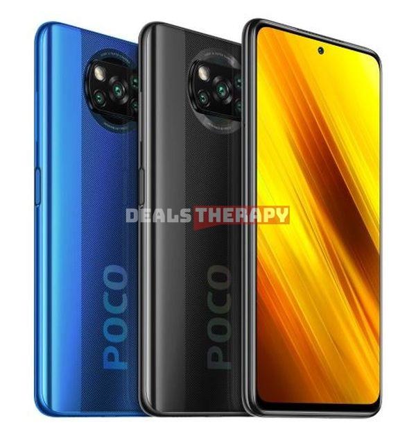 Xiaomi Global Version Poco X3 NFC - Alibaba