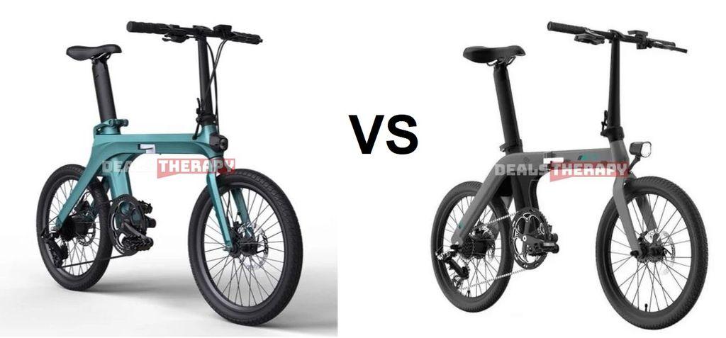 FIIDO X vs FIIDO D21