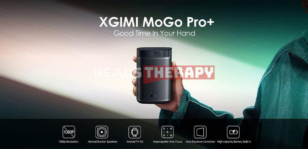 XGIMI Mogo Pro+