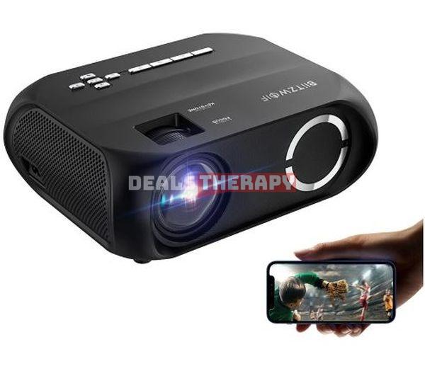 BlitzWolf BW-VP11 LCD LED HD Projector - Banggood