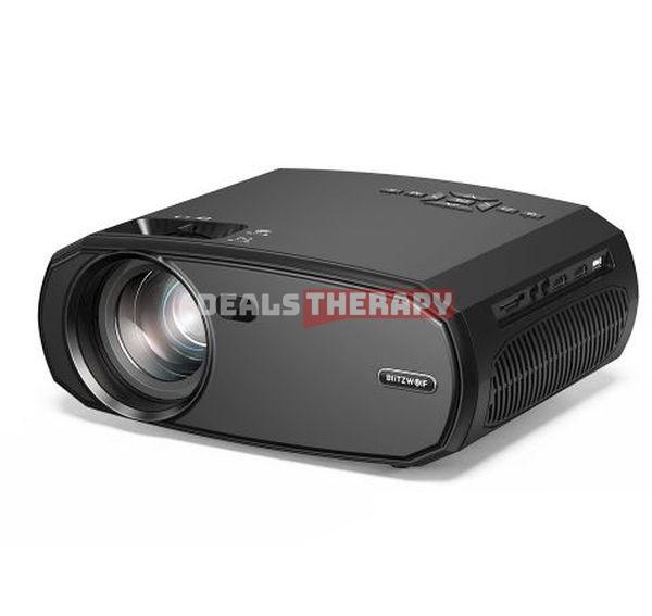 BlitzWolf BW-VP13 1080P WIFI Projector - Banggood