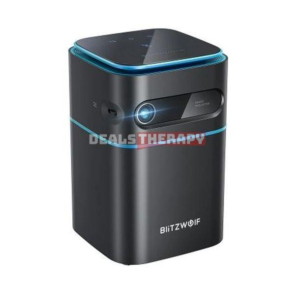BlitzWolf BW-VT2 DLP Mini WIFI Projector - Aliexpress
